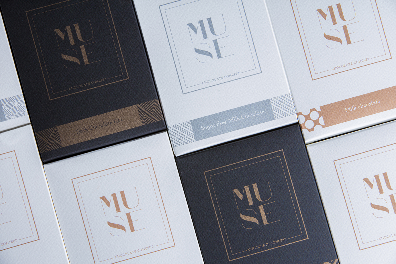 Muse Branding Packaging Design