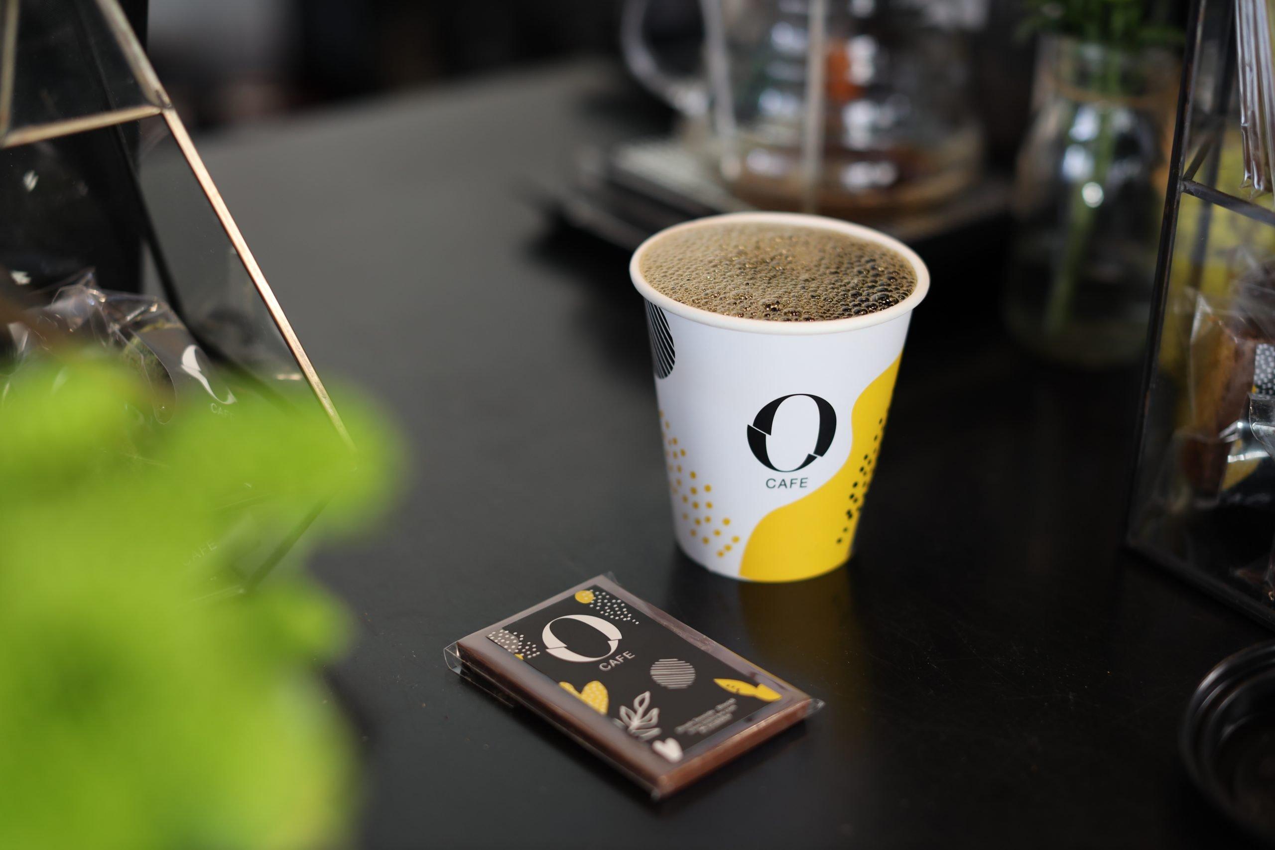 coffeeshop bran identity
