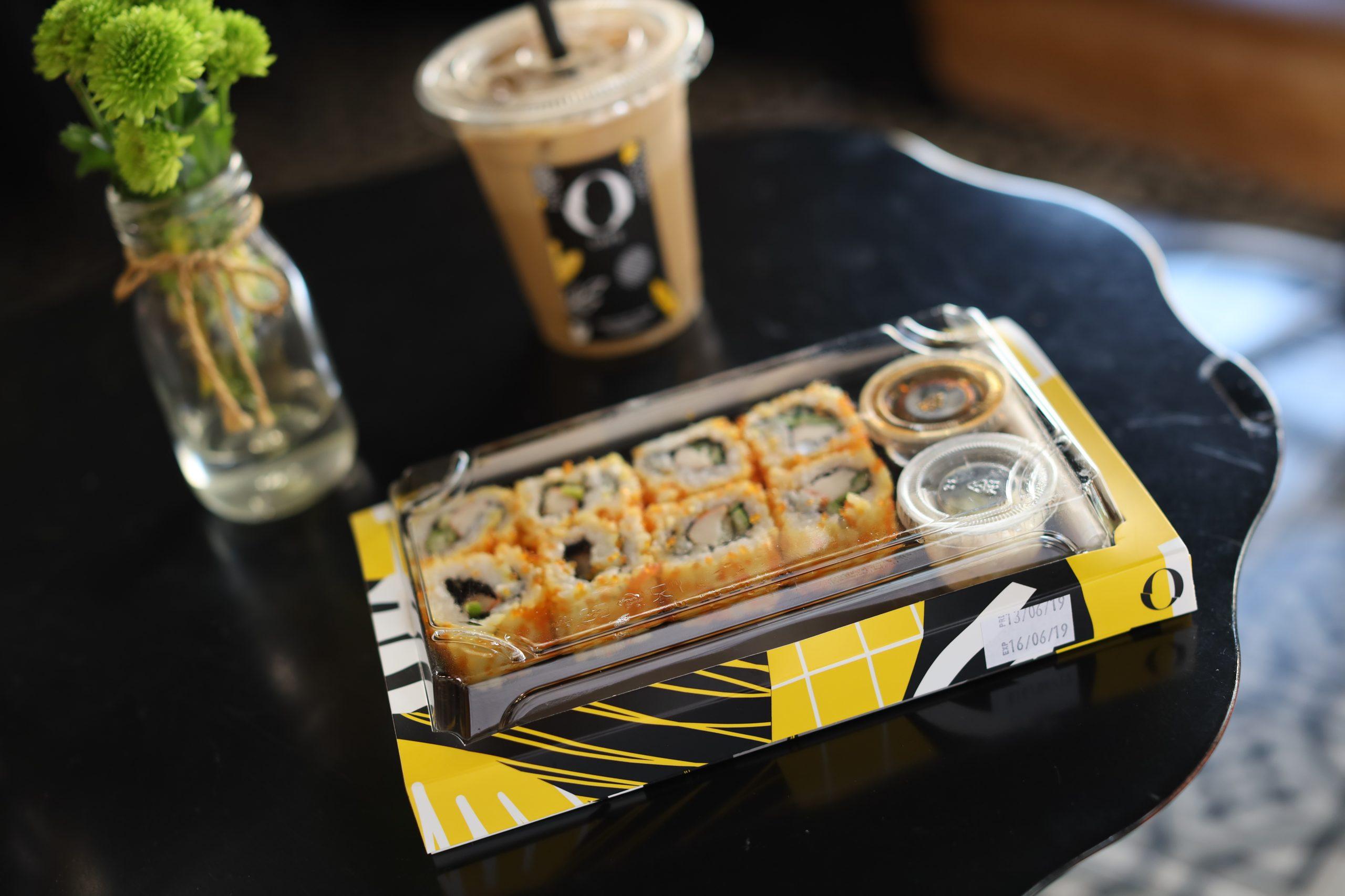 sushi box design
