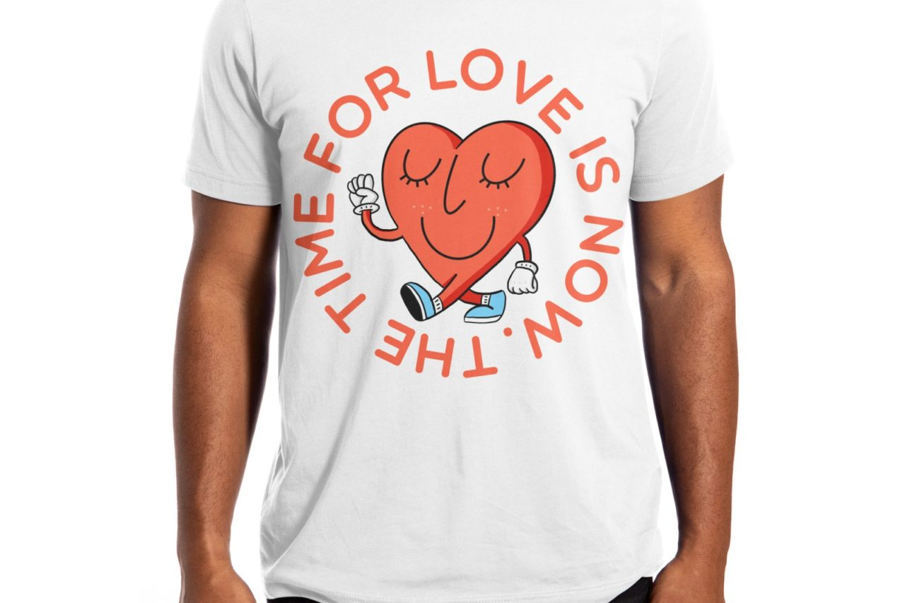 APPAREL DESIGN FOR UNITY AND LOVE , BECAUSE LIVES MATTER , LOVE MATTERS , THREADLESS
